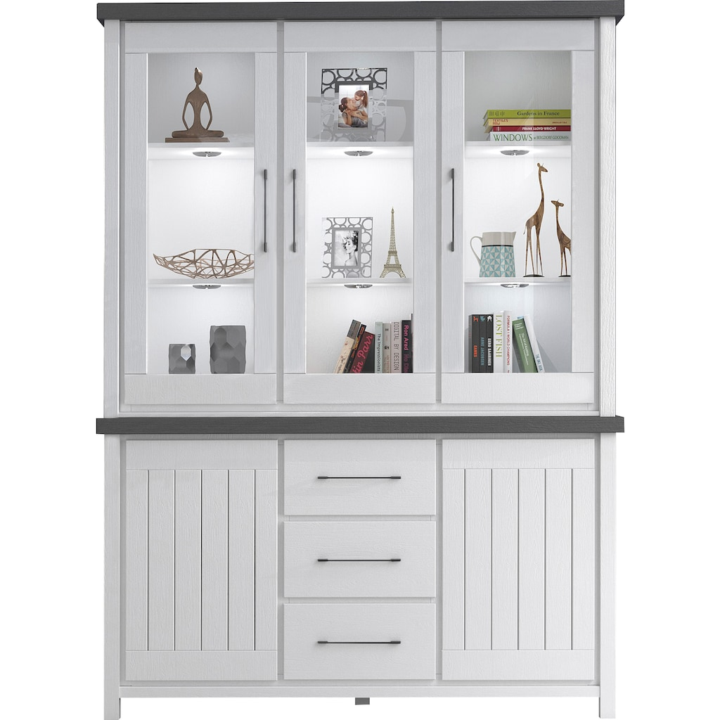 Premium collection by Home affaire Highboard »MIAMI«, Höhe 190 cm
