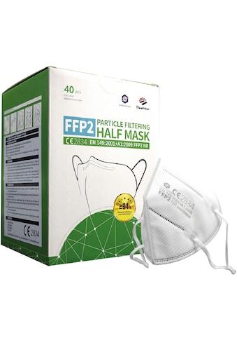 Filtrierende Halbmasken FFP2 kaufen