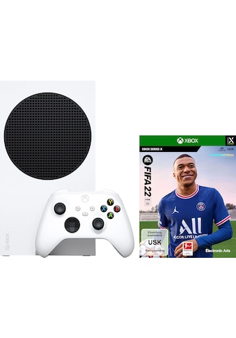 Xbox Konsolen-Set »Series S«, inkl. FIFA 22 (Code) kaufen