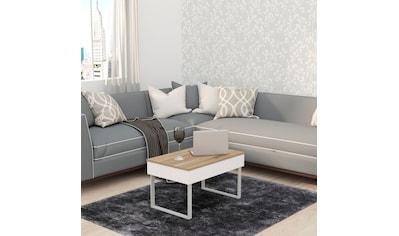 Levira Home Couchtisch »Don«, Breite 80 cm kaufen