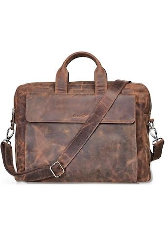 Packenger Umhängetasche »Odin, vintage braun« kaufen