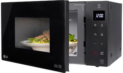 LG Mikrowelle »MS 2336 GIB, Neo Chef«, Mikrowelle, 1000 W, Smart Inverter Technologie, echte Glasfront kaufen