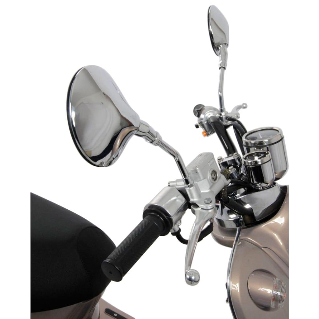 AGM MOTORS Motorroller »GMX 460 Retro Classic NF Edition«, 3,1 PS