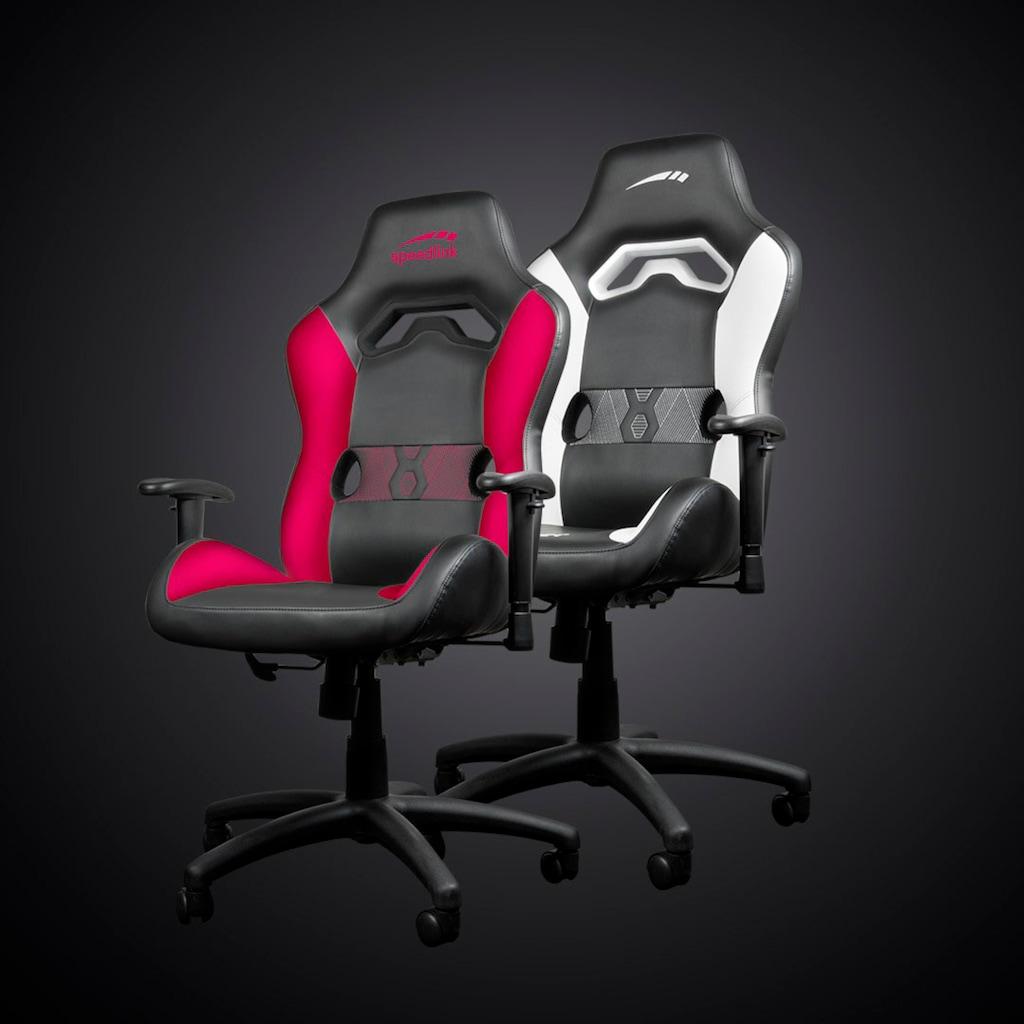 Speedlink Gaming-Stuhl »LOOTER Gaming Chair, black-pink«