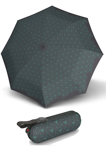 """Knirps® Taschenregenschirm """"X1 lotus iron"""" kaufen"""