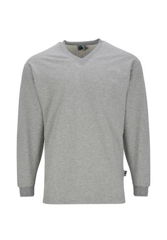 AHORN SPORTSWEAR Sweatshirt im lässigen Basic - Look kaufen