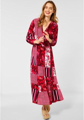 STREET ONE Jerseykleid, mit Ethno-Print kaufen