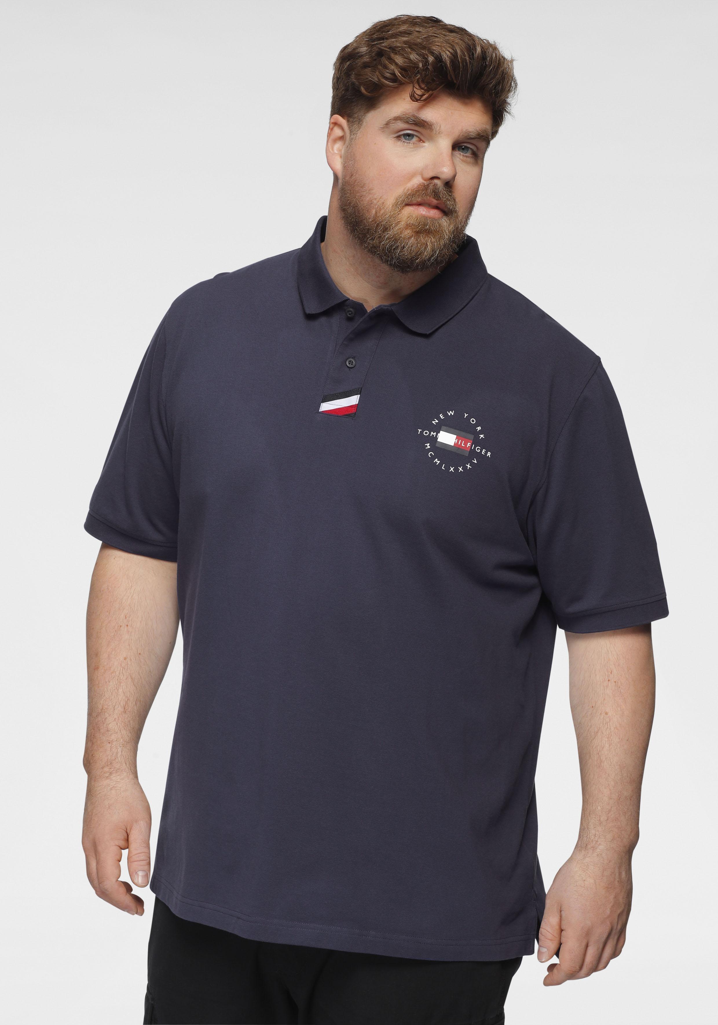 tommy hilfiger big & tall -  Poloshirt BT-GS PLACKET POLO