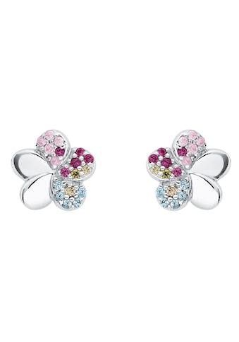 Prinzessin Lillifee Paar Ohrstecker »Blüten, 2027898«, mit Zirkonia kaufen