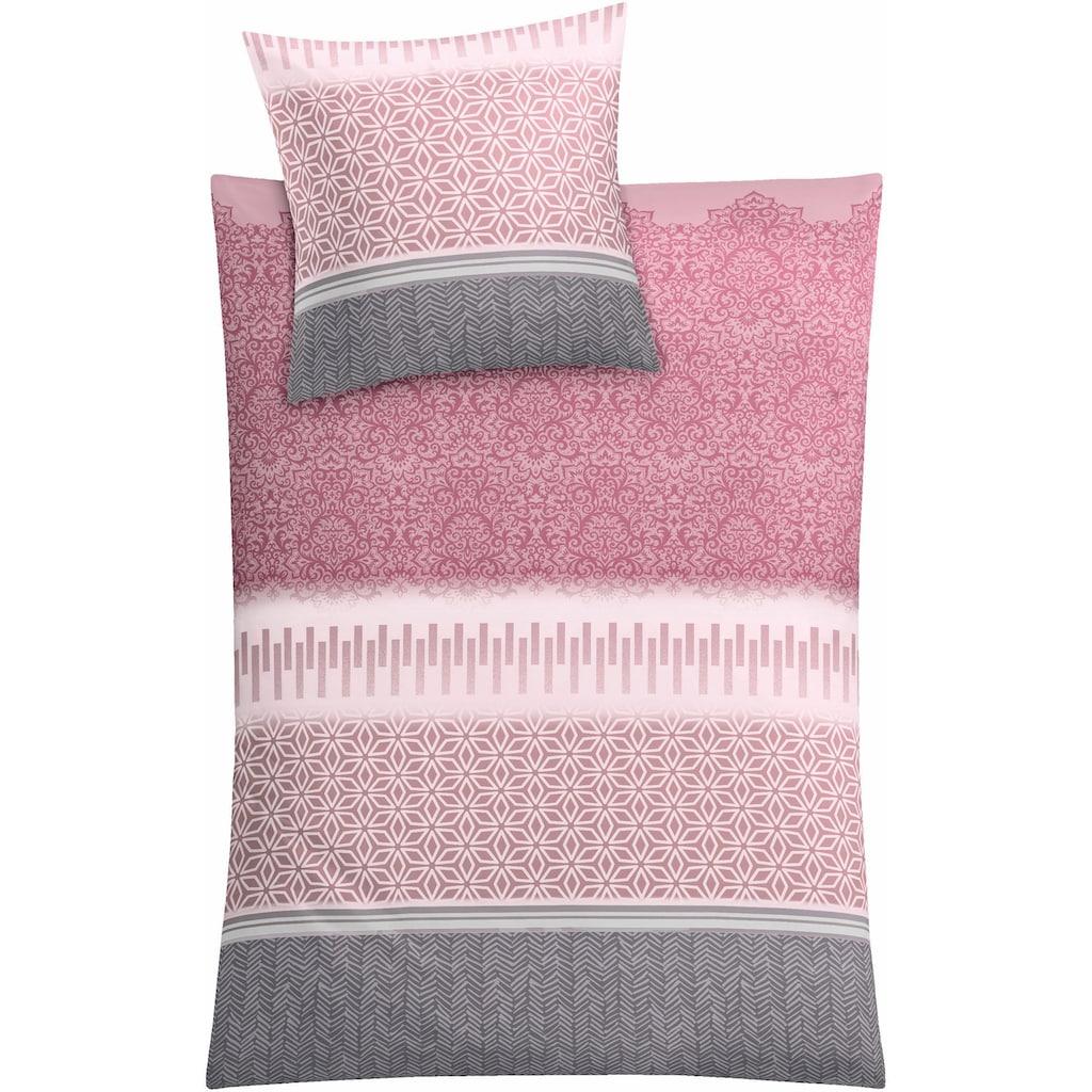 Kleine Wolke Bettwäsche »Estrella«, mit Muster