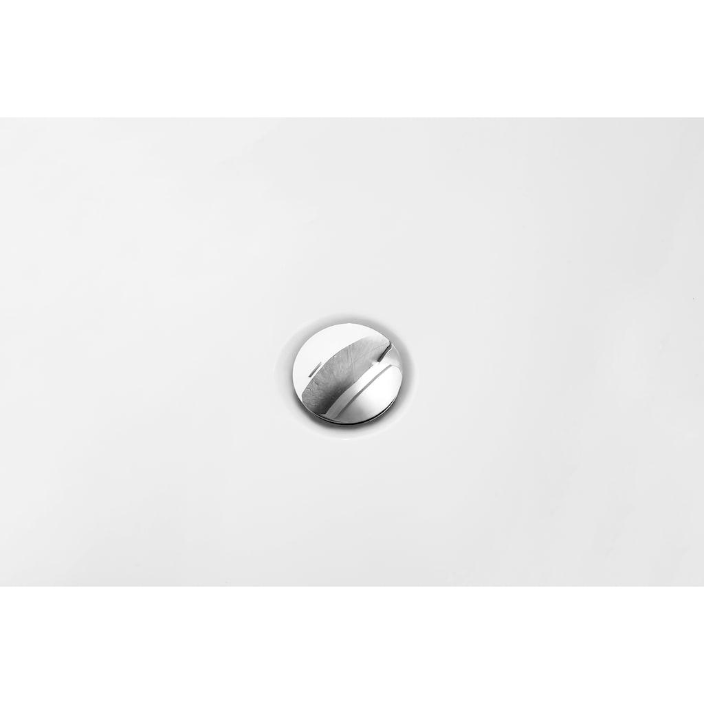 welltime Badewanne »Granada«, B/T: 160/74 cm, freistehende Wanne