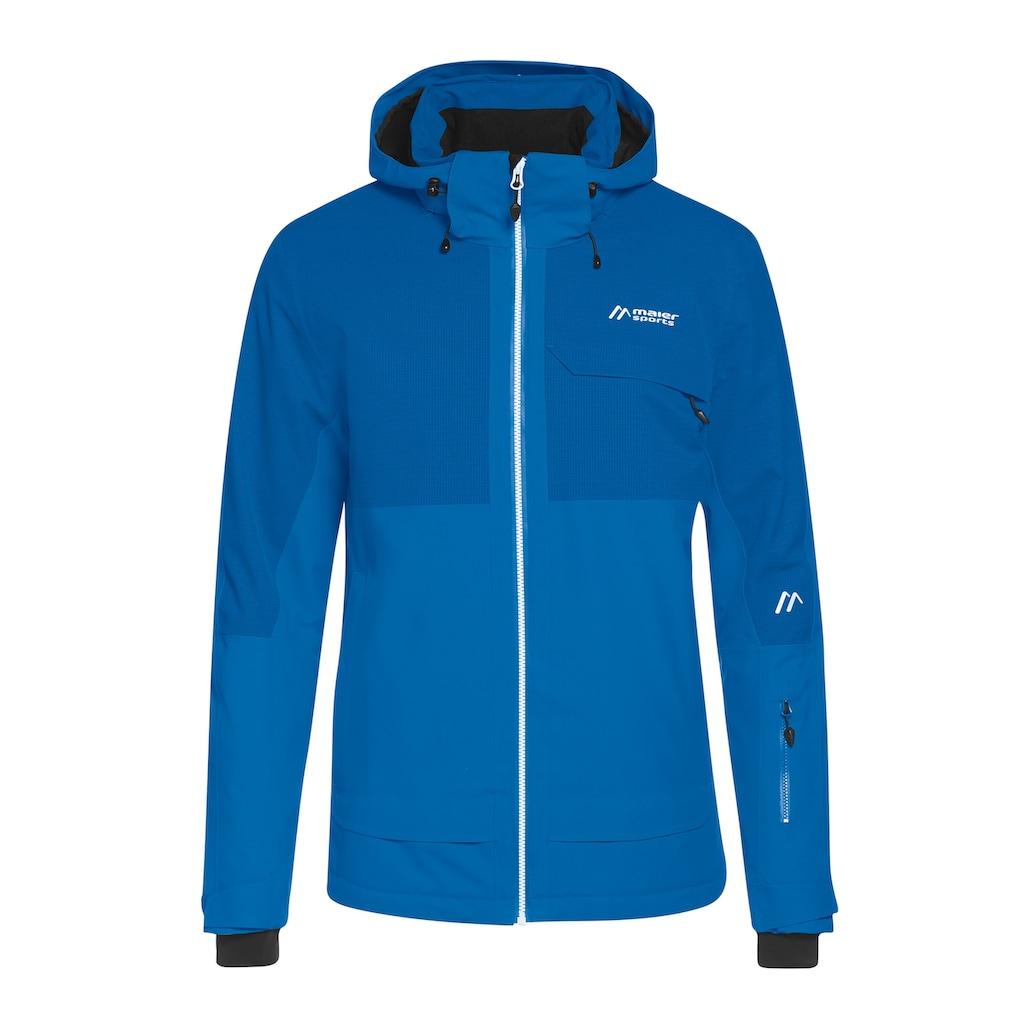 Maier Sports Skijacke »Dammkar Pure M«, Hoch innovativ und atmungsaktiv für maximale Performance