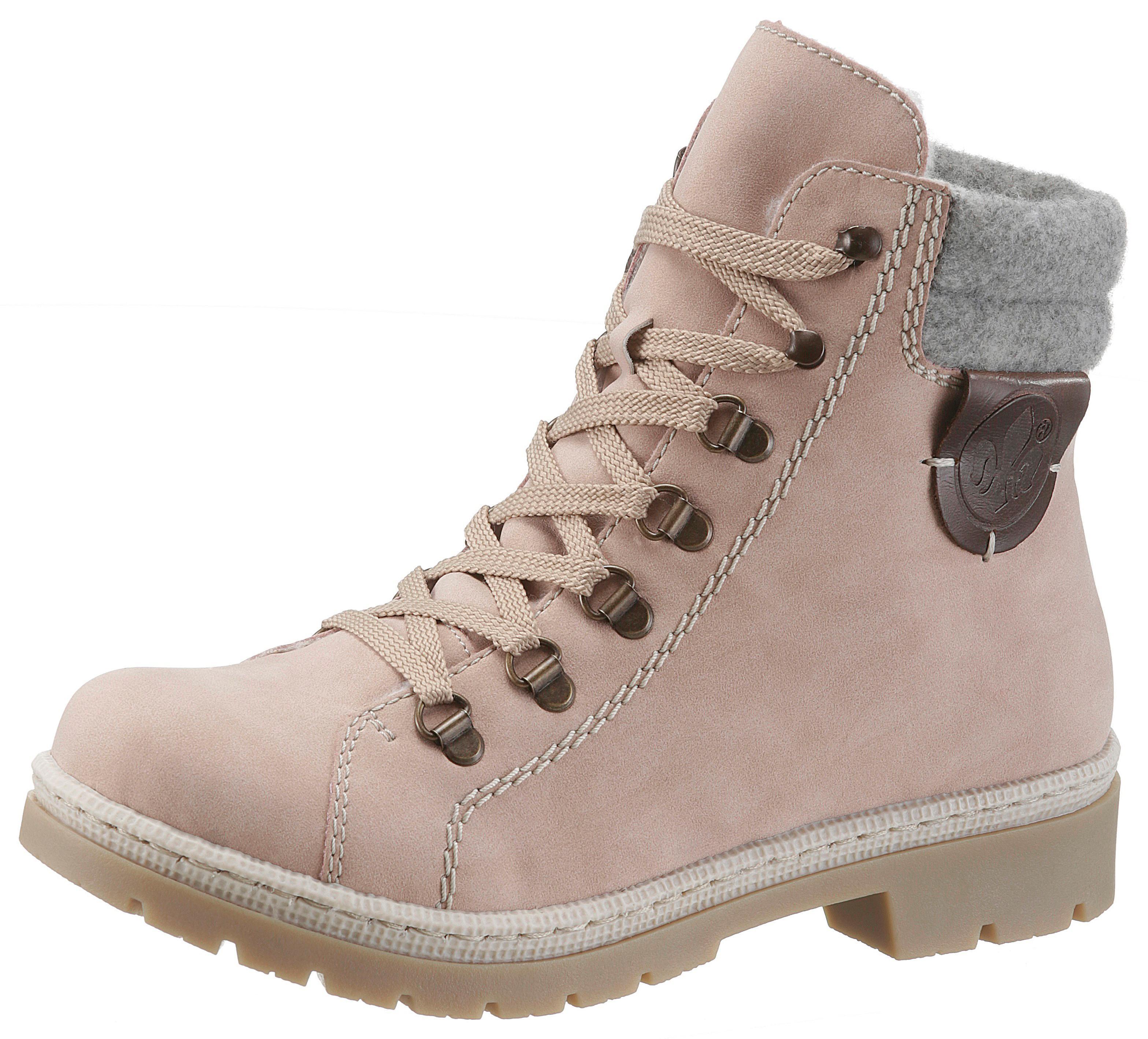 Rieker Winterboots | Schuhe > Boots > Winterboots | Rosa | Rieker