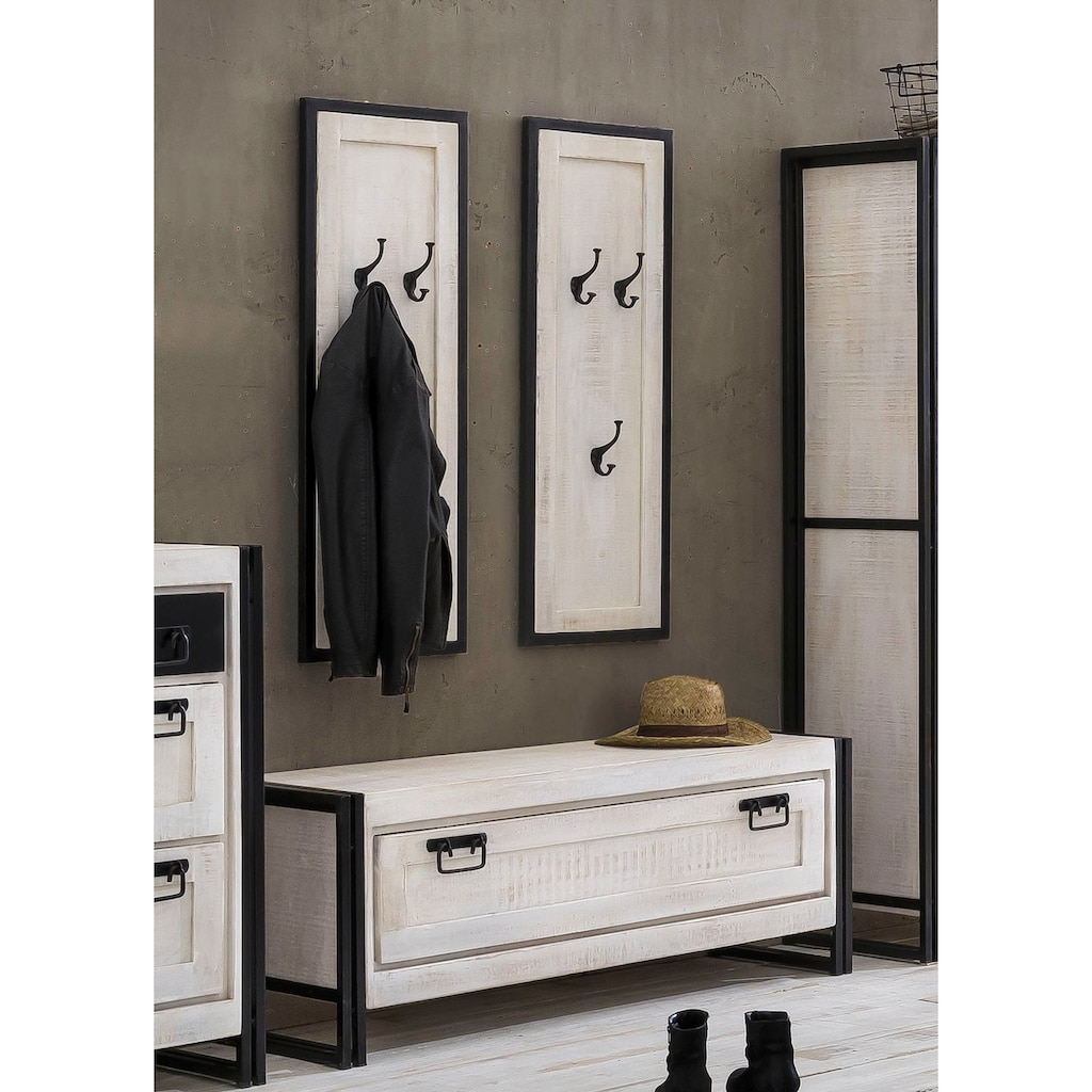SIT Garderoben-Set »White Panama«, (Set, 3 St.)