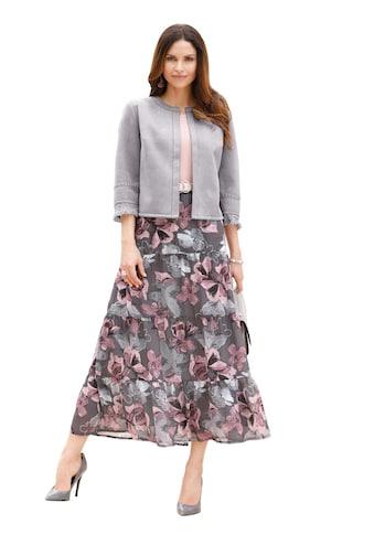 Lady Rock in floralem Dessin kaufen