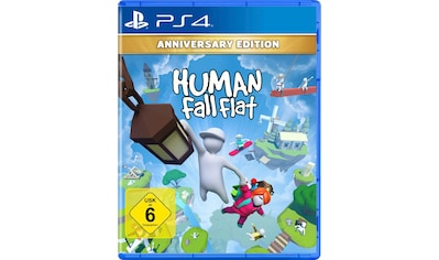 Curve Digital Spiel »Human: Fall Flat - Anniversary Edition«, PlayStation 4 kaufen