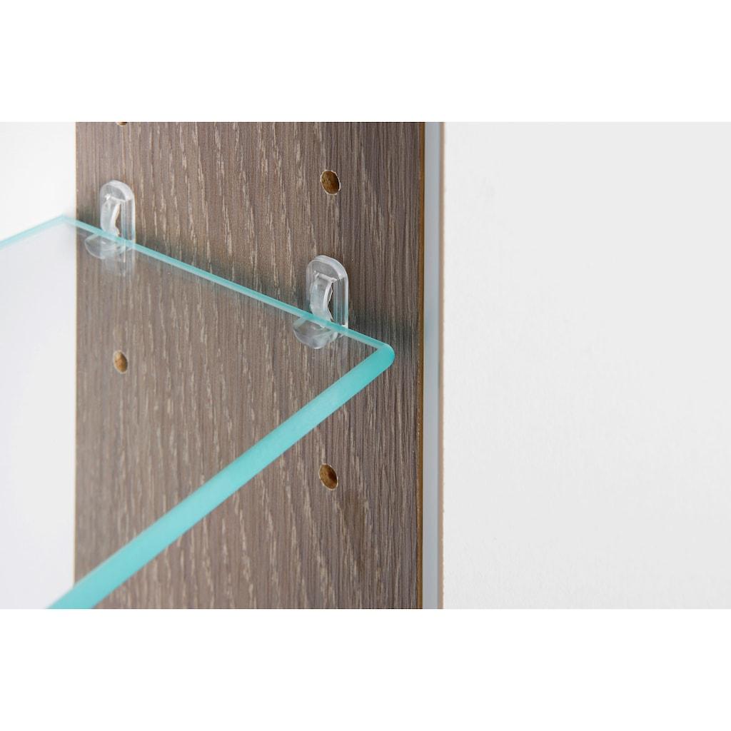 FACKELMANN Spiegelschrank »Lavella und Rondo«, Breite 100,5 cm, Badspiegelschrank mit Sofclose-Türen