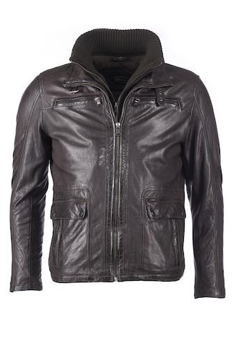JCC Lederjacke  -  elegant sportlicher Look »40785« kaufen