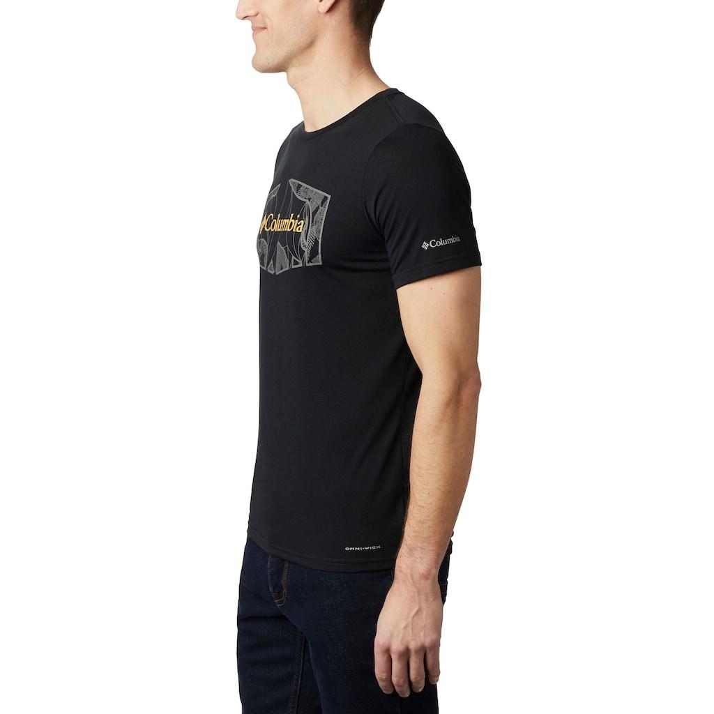Columbia T-Shirt »TERRA VALE«