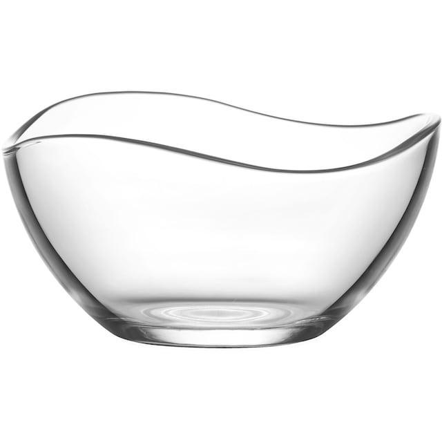 """van Well Schüssel """"Malaga"""", Glas, (Set 5-tlg.)"""