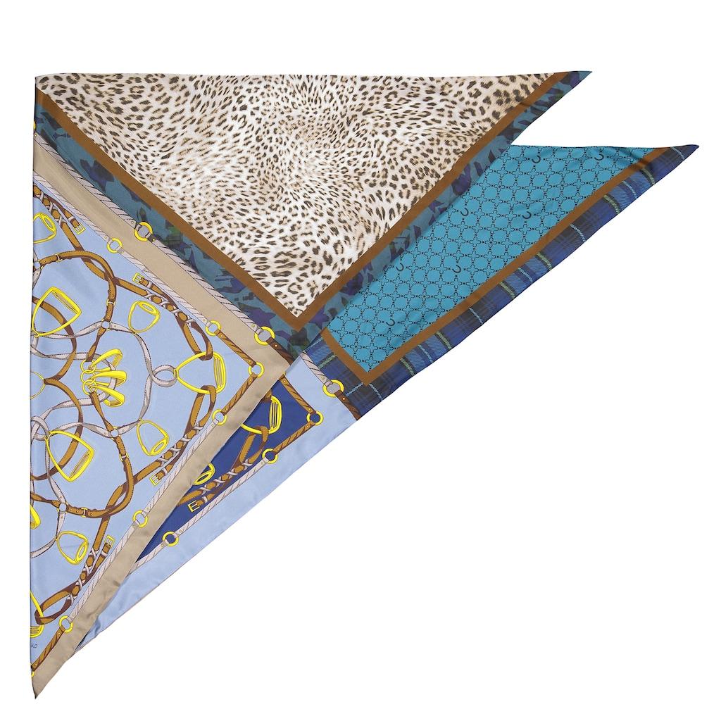 Codello Dreieckstuch, aus reiner Seide