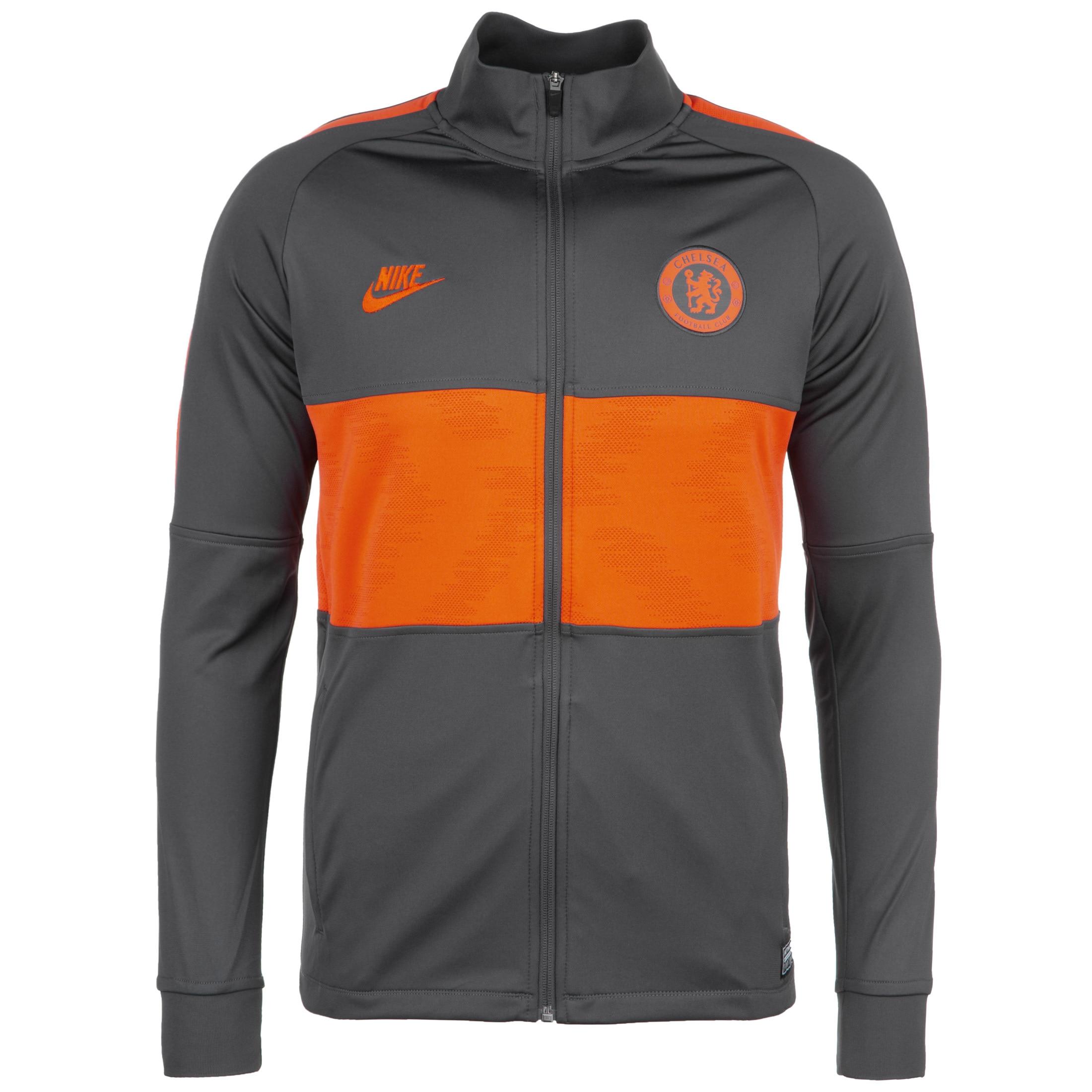nike trainingsjacke orange