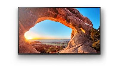 "Sony LCD-LED Fernseher »KD-50X85J«, 126 cm/50 "", 4K Ultra HD, Google TV, Smart TV kaufen"