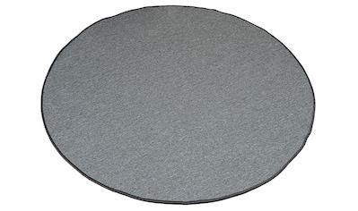 Teppich, »Torronto«, Living Line, rund, Höhe 5 mm, maschinell gewebt kaufen