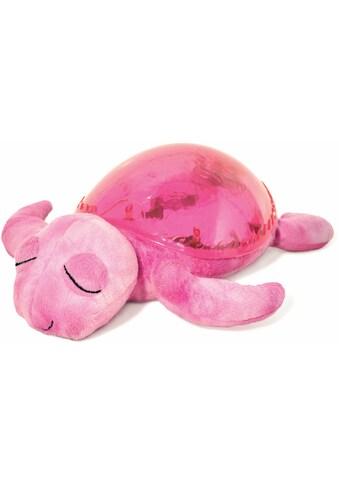 cloudb Kuscheltier »Tranquil Turtle Pink«, mit Licht und Sound kaufen