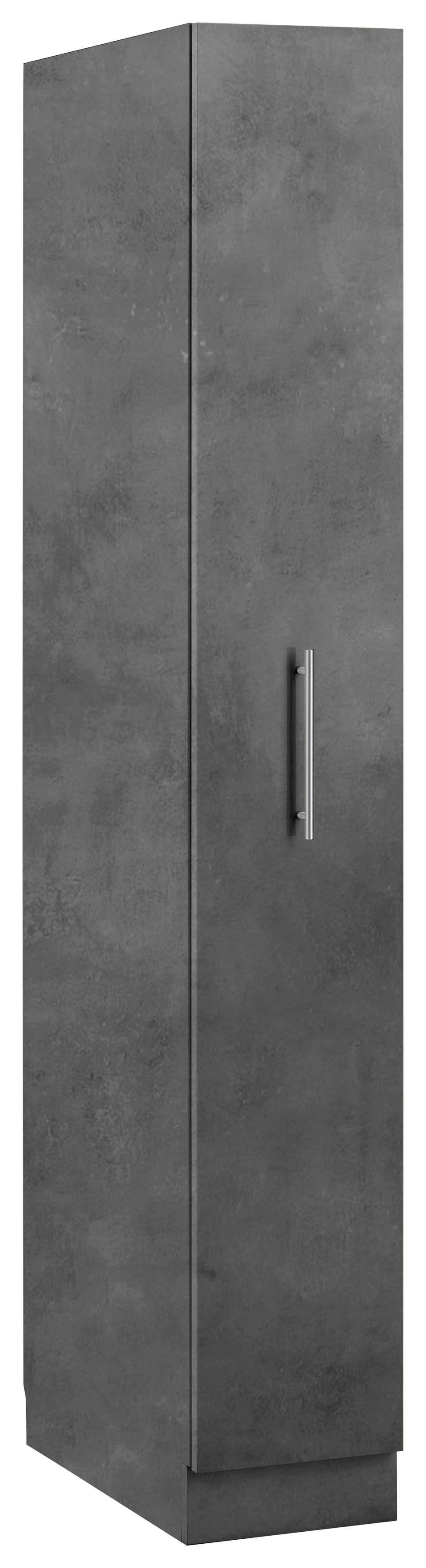wiho Küchen Apothekerschrank Cali | Küche und Esszimmer > Küchenschränke > Apothekerschränke | Wiho Küchen