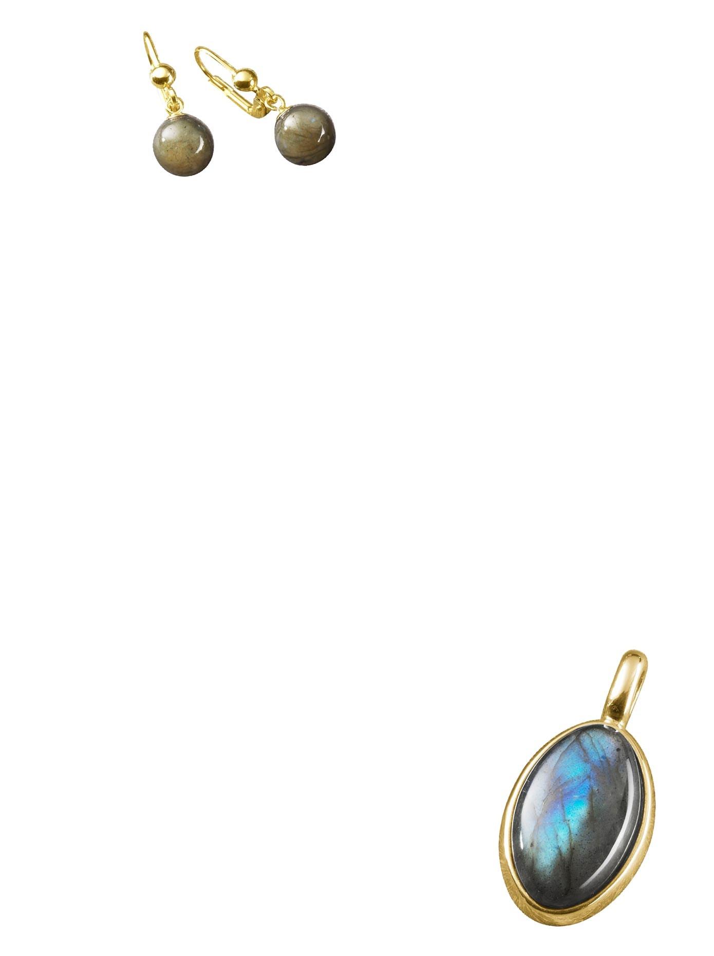 Kette | Schmuck > Halsketten > Ketten ohne Anhänger | Blau