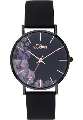s.Oliver Quarzuhr »SO-3708-PQ« kaufen