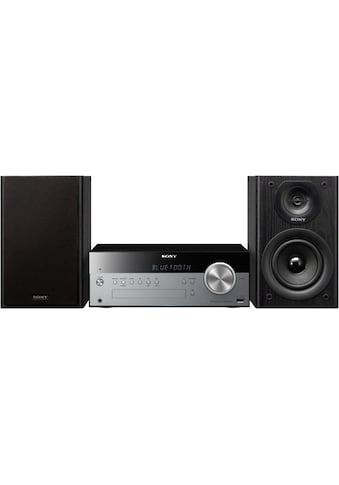 Sony »CMT - SBT100« Microanlage (FM - Tuner mit RDS, 50 Watt) kaufen
