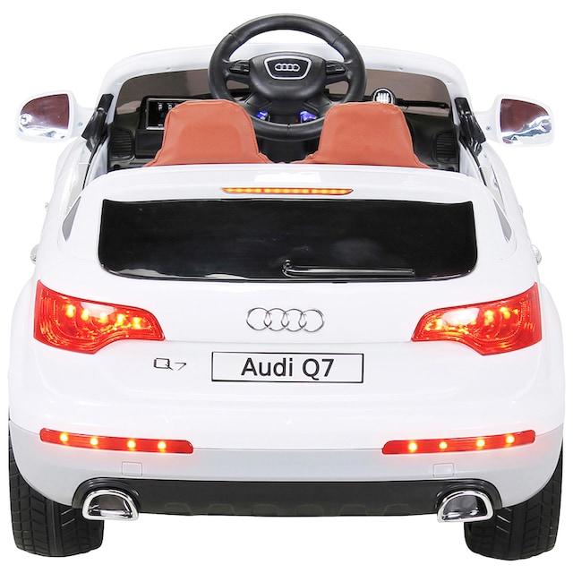 ACTIONBIKES MOTORS Elektroauto »Audi Q7«, für Kinder von 3-6 Jahre, 12 Volt