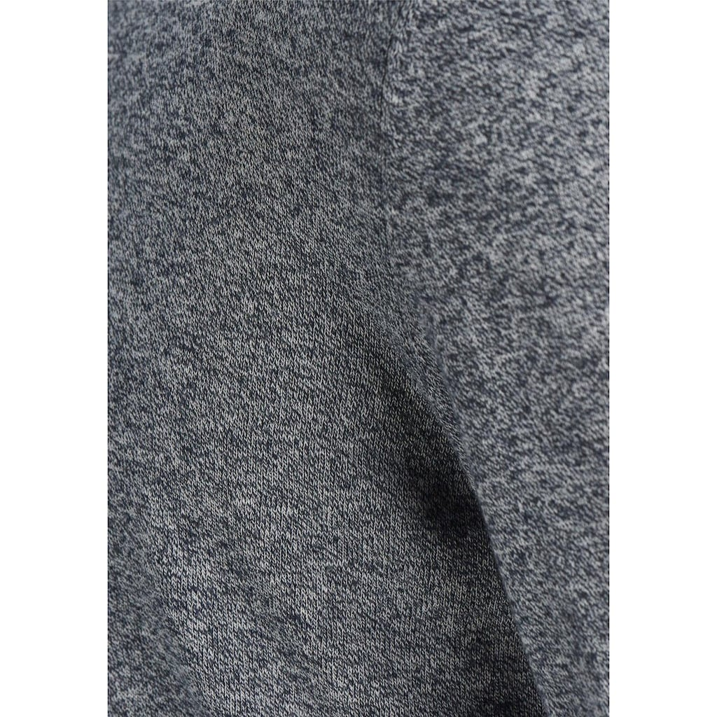 Jack & Jones Rundhalspullover »BASIC KNIT CREW NECK«