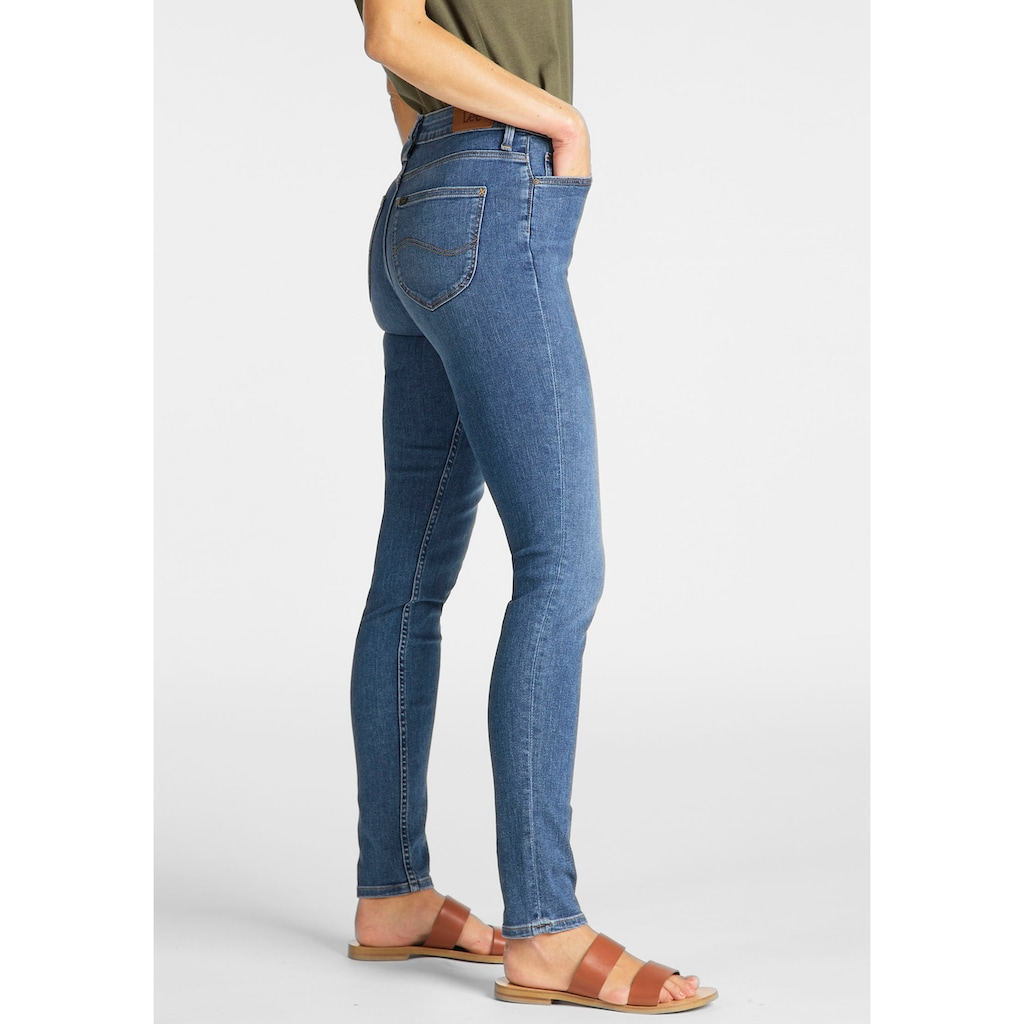 Lee® Skinny-fit-Jeans »Scarlett high«, mit hoher Taille