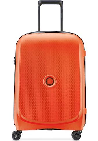 "Delsey Hartschalen - Trolley ""Belmont Plus, 55 cm, orange"", 4 Rollen kaufen"