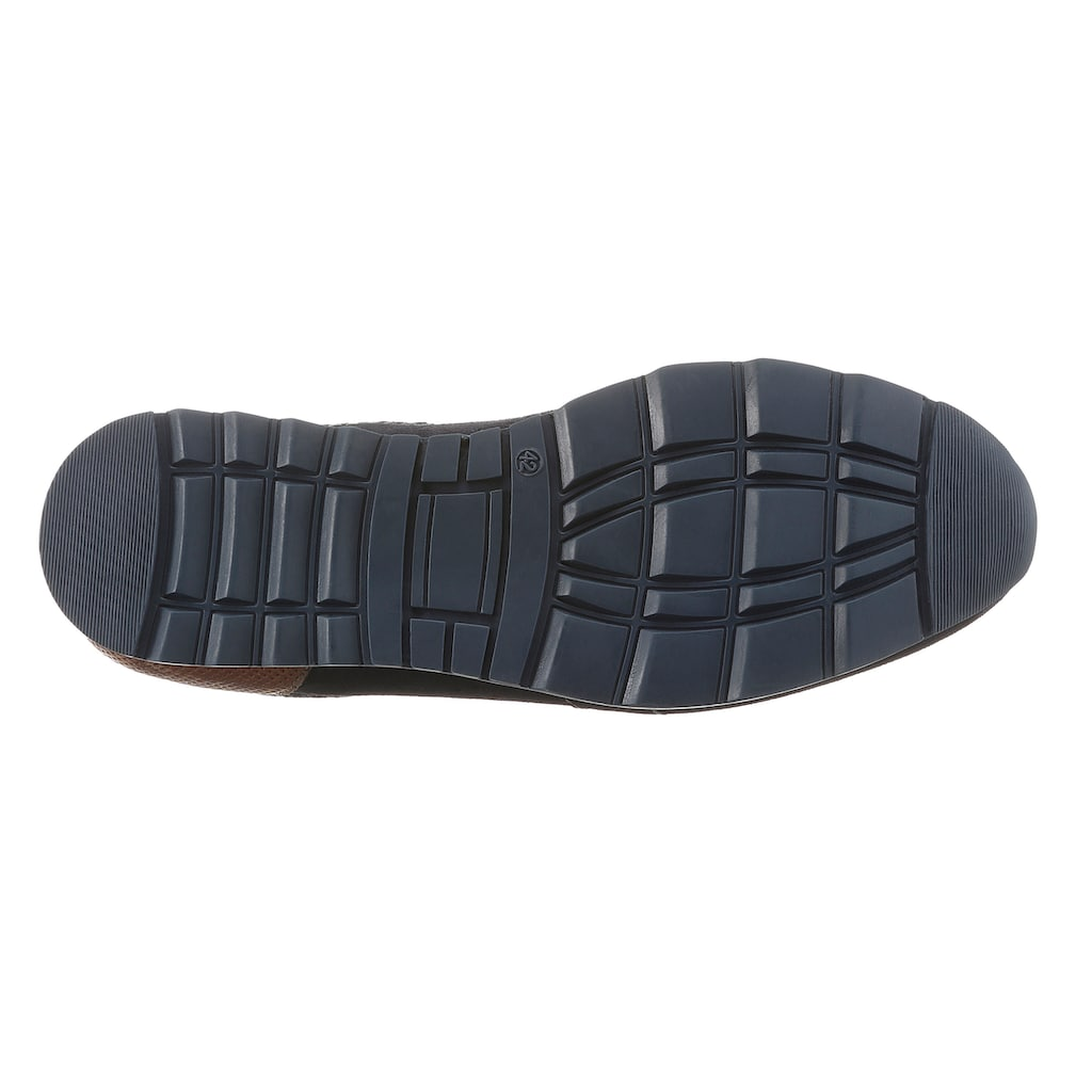 Daniel Hechter Slip-On Sneaker »TRYSTAN«, im lässigen Casual-Look