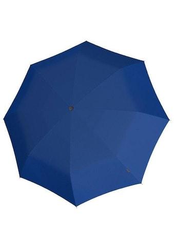 Knirps® Taschenregenschirm »A.050 Medium Manual, uni blue« kaufen