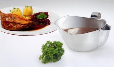 GSD HAUSHALTSGERÄTE Fetttrennkanne, Edelstahl, Sauciere, 600 ml, Edelstahl kaufen