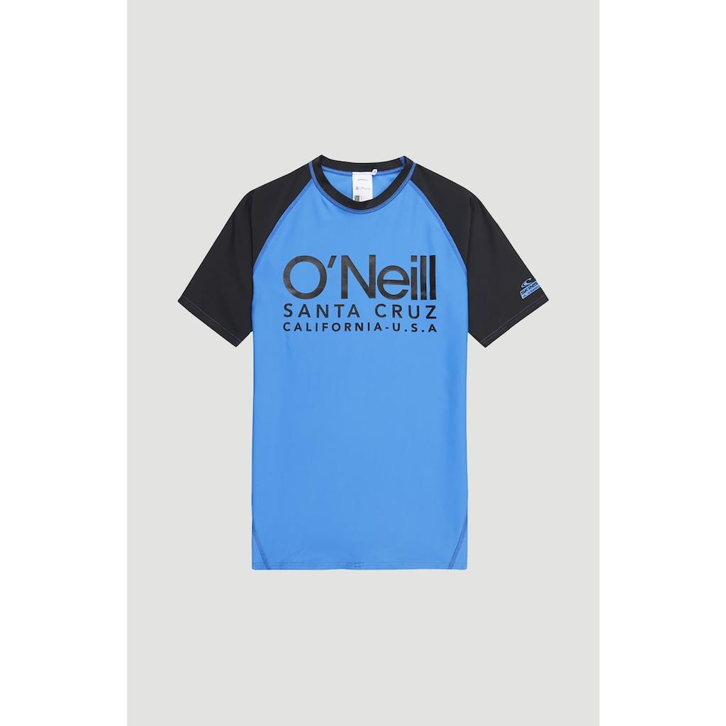 O'Neill Kurzarmshirt »Cali s/slv skins«