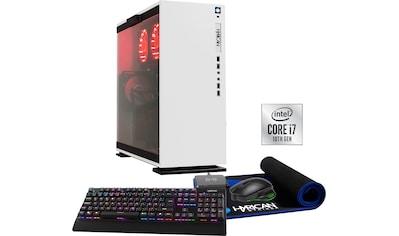 Hyrican »Elegance 6586« Gaming - PC (Intel®, Core i7, RTX 3080, Wasserkühlung) kaufen