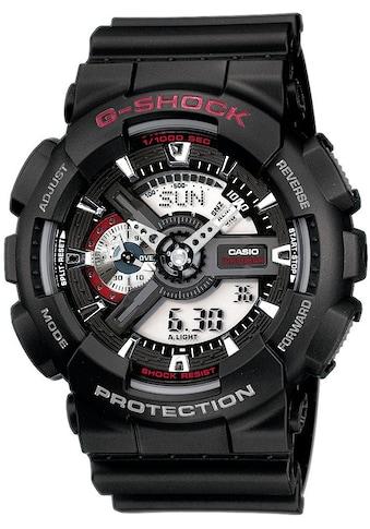 CASIO G-SHOCK Chronograph »GA-110-1AER« kaufen