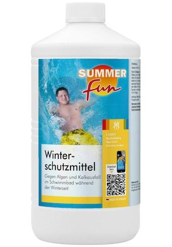 SUMMER FUN Wasserpflege »Winterschutzmittel«, 1 l kaufen