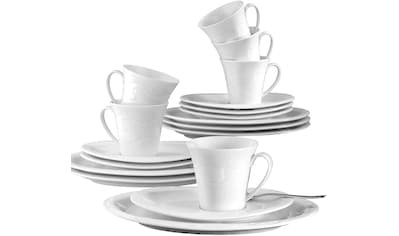 "Seltmann Weiden Kaffeeservice ""Allegro"" (18 - tlg.), Porzellan kaufen"