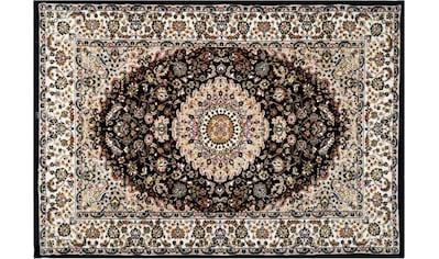 RESITAL The Voice of Carpet Teppich »Phenomen 0227«, rechteckig, 9 mm Höhe, Kurzflor, gewebt, Orient-Optik, Wohnzimmer kaufen
