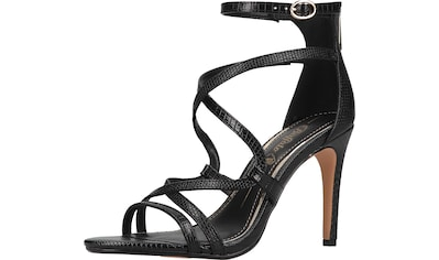 Buffalo High - Heel - Sandalette »Lederimitat« kaufen