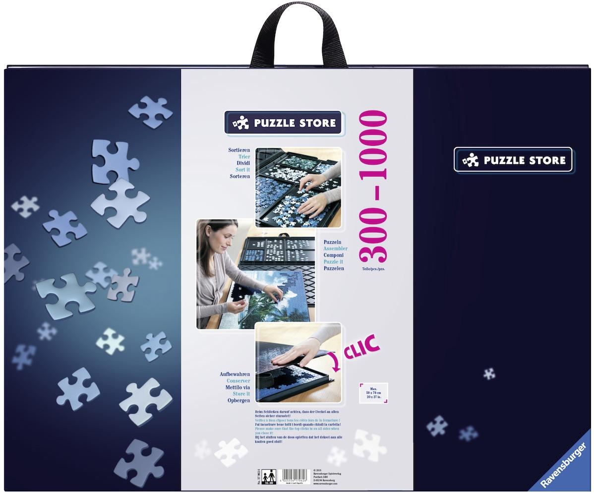 """Ravensburger Puzzle-Tasche """"Puzzle Store Puzzlemappe'16"""" Technik & Freizeit/Spielzeug/Gesellschaftsspiele/Puzzle/Puzzle-Zubehör"""