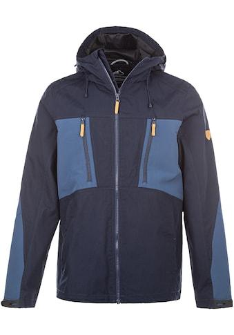 WHISTLER Outdoorjacke »ELDON M Jacket«, aus atmungsaktivem Baumwoll-Polyester-Mix kaufen