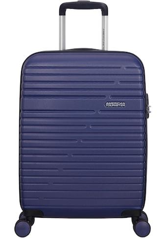 American Tourister® Hartschalen-Trolley »Aero Racer, 55 cm, nocturne blue«, 4 Rollen kaufen